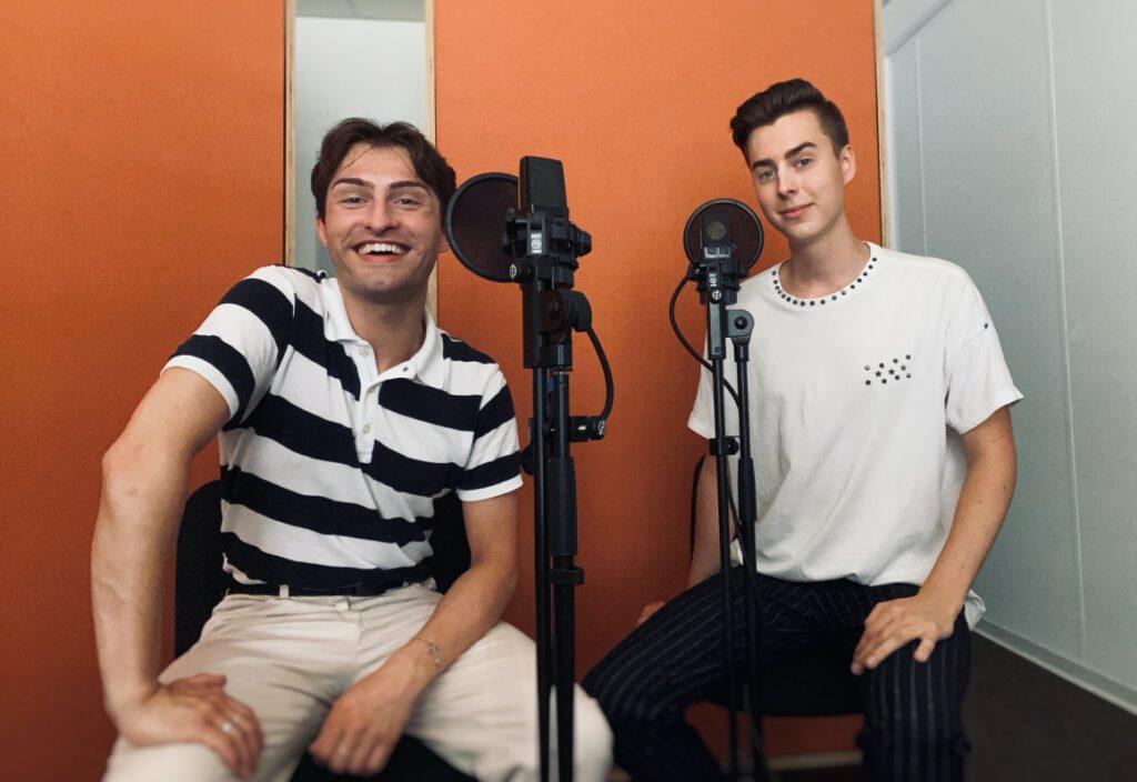 Pierre und Matthew